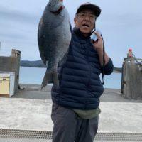 2月11日釣果(磯)